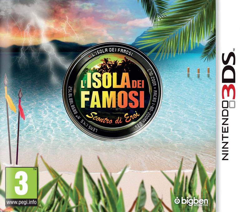 L'Isola dei Famosi - Scontro di Eroi 3DS coverHQ (BSHP)