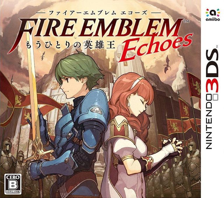 ファイアーエムブレム Echoes もうひとりの英雄王 3DS coverHQ (AJJJ)