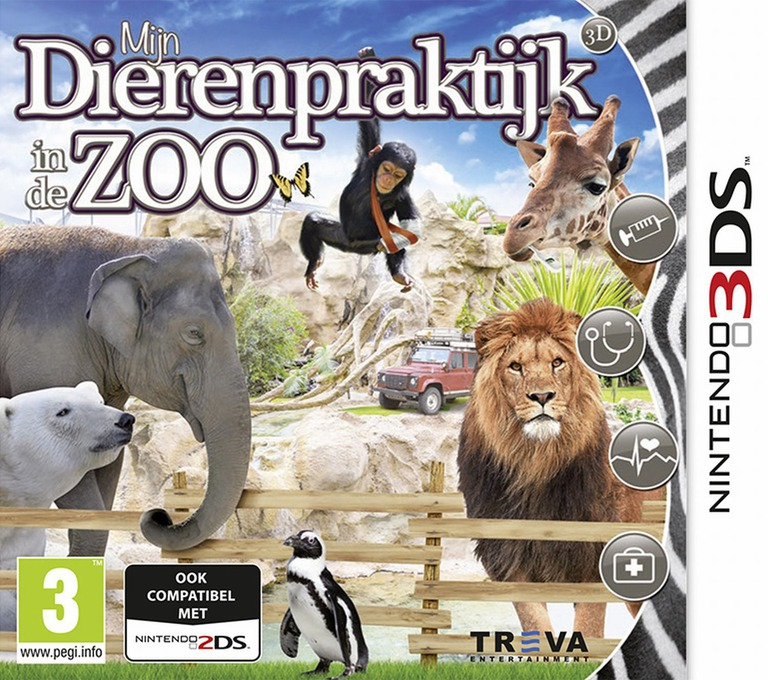 Mijn Dierenpraktijk in de Zoo 3D 3DS coverHQ (ATXP)
