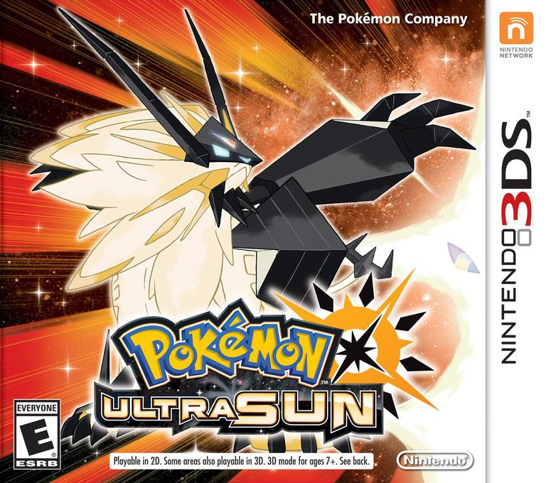 Pokémon Ultra Sun 3DS coverHQ (A2AE)