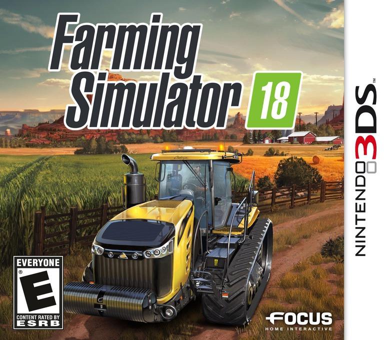 Farming Simulator 18 3DS coverHQ (A8FE)