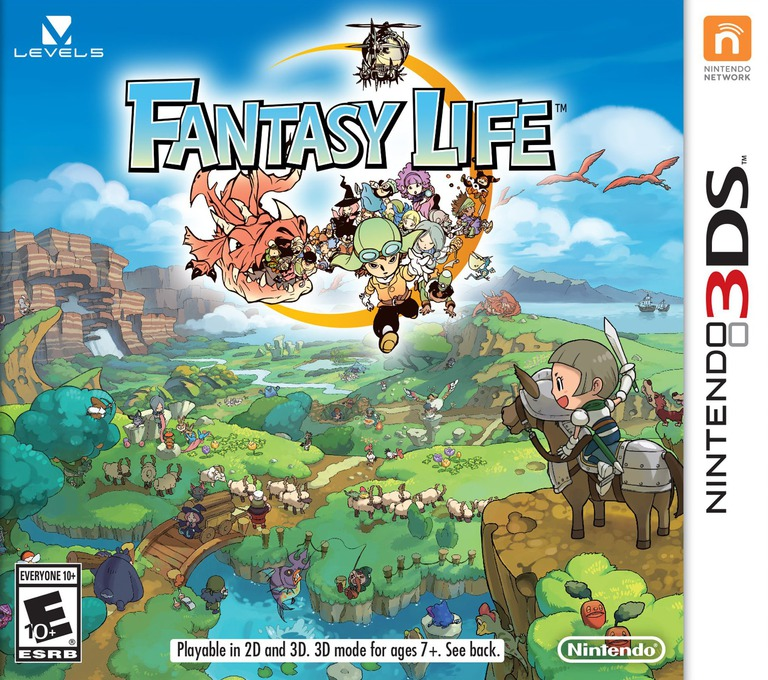 Fantasy Life 3DS coverHQ (AFLE)