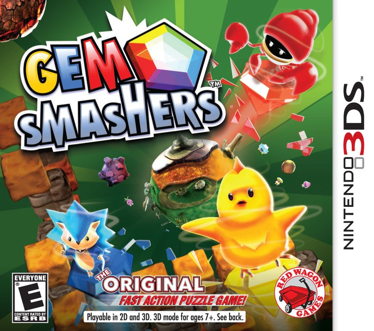 Gem Smashers 3DS coverHQ (AGSE)