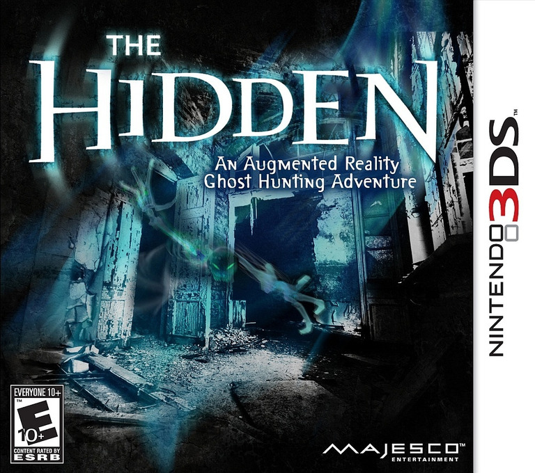 The Hidden 3DS coverHQ (AHDE)