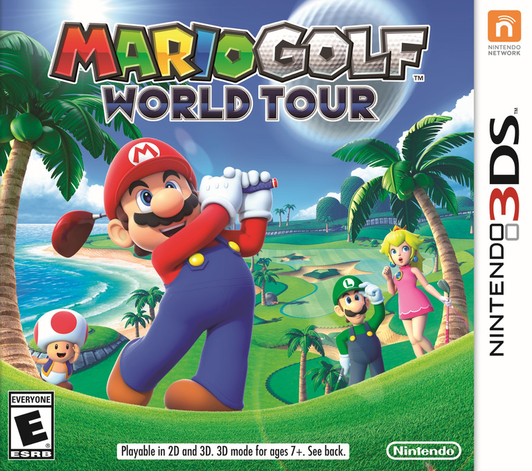 Mario Golf - World Tour 3DS coverHQ (AJ3E)