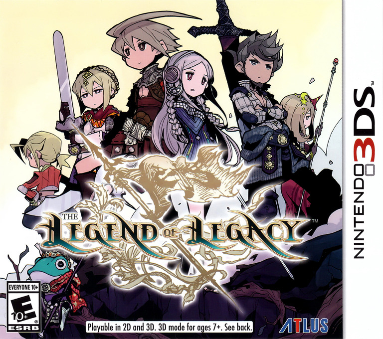 The Legend of Legacy 3DS coverHQ (BLLE)