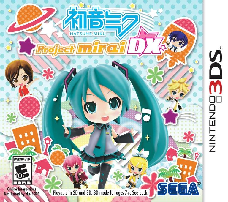 Hatsune Miku - Project Mirai DX 3DS coverHQ (BRXE)