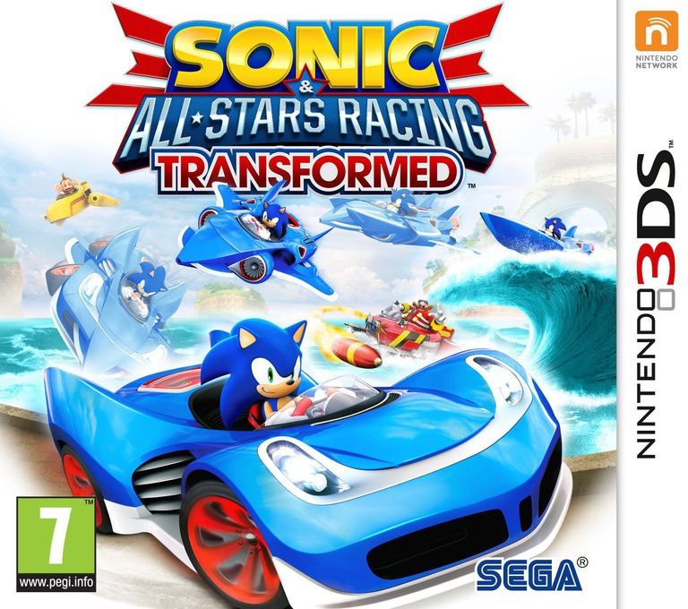 Sonic & All-Stars Racing Transformed 3DS coverHQB (ALLP)