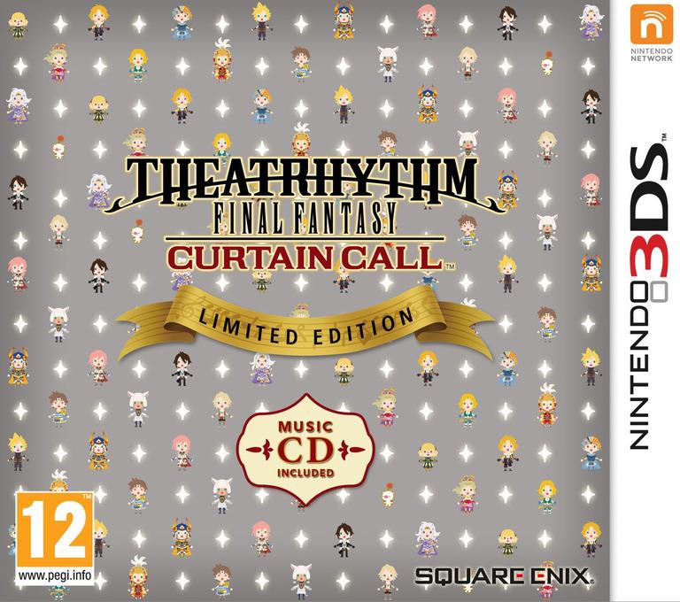 Theatrhythm Final Fantasy - Curtain Call 3DS coverHQB (BTHP)