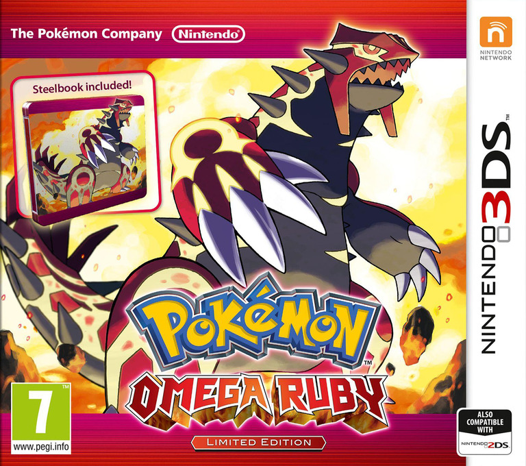 Pokémon Omega Ruby Array coverHQB (ECRP)