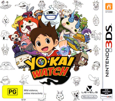 Yo-Kai Watch 3DS coverM (AYWZ)