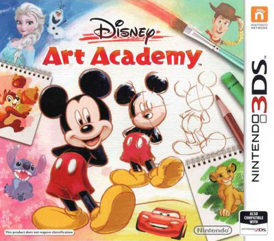 Disney Art Academy 3DS coverM (BWDP)