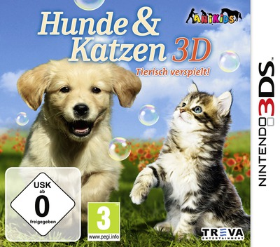 3DS coverM (AHUP)