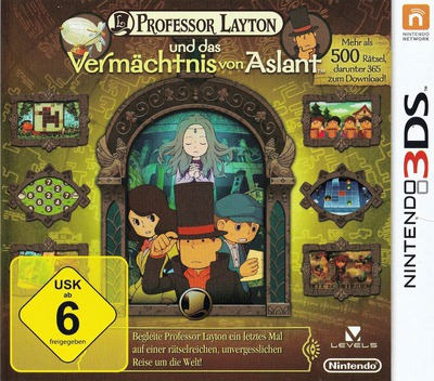 3DS coverM (AL6D)