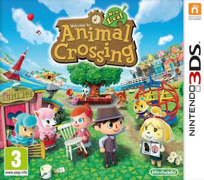 3DS coverM (EGDP)