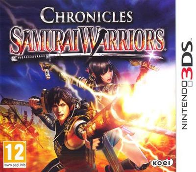 Samurai Warriors - Chronicles 3DS coverM (A66P)