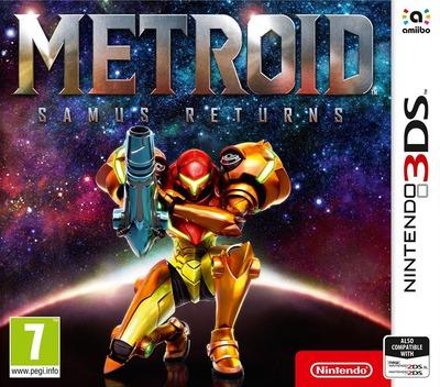 Metroid: Samus Returns 3DS coverM (A9AP)