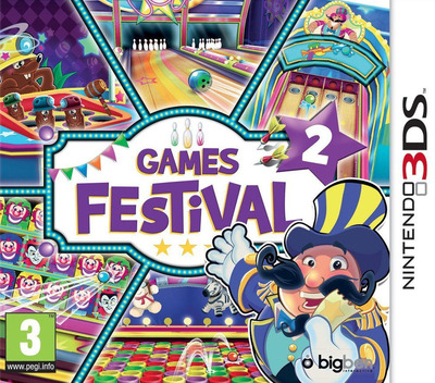 Games Festival 2 3DS coverM (AAFP)