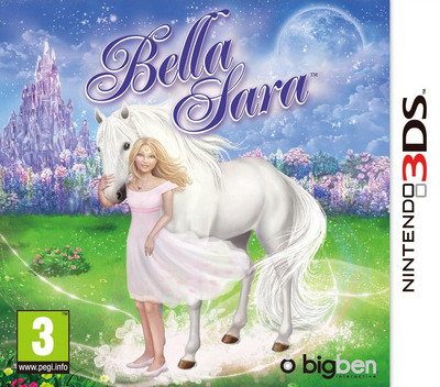 Bella Sara - The Magical Horse Adventures 3DS coverM (AB2P)