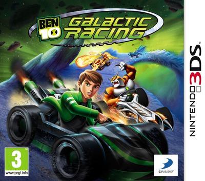 Ben 10 - Galactic Racing Array coverM (ABNP)