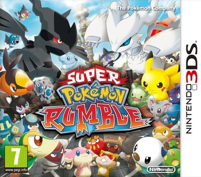 Super Pokémon Rumble 3DS coverM (ACCP)