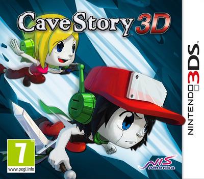 Cave Story 3D 3DS coverM (ACVP)