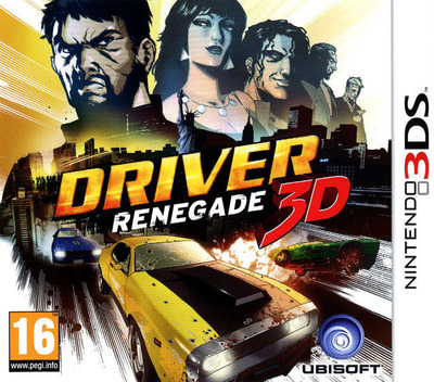 Driver Renegade 3D 3DS coverM (ADRP)