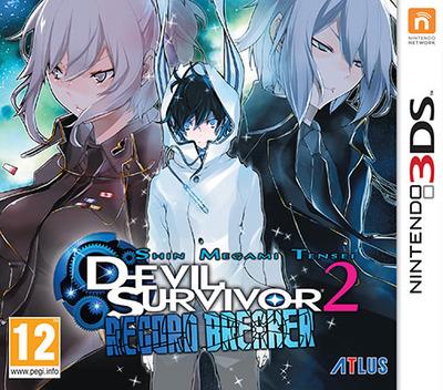Shin Megami Tensei - Devil Survivor 2 Record Breaker 3DS coverM (ADXP)