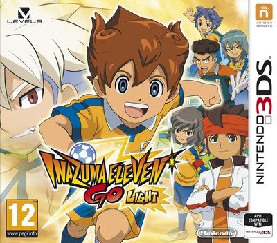 Inazuma Eleven Go - Light 3DS coverM (AE4P)