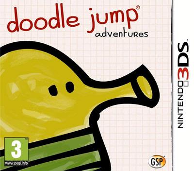 Doodle Jump Adventures 3DS coverM (AEGZ)