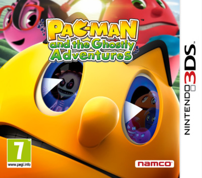 Pac-Man and the Ghostly Adventures 3DS coverM (AEJP)