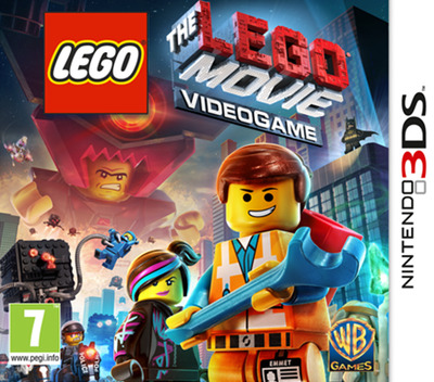 The LEGO Movie Videogame 3DS coverM (AFJP)