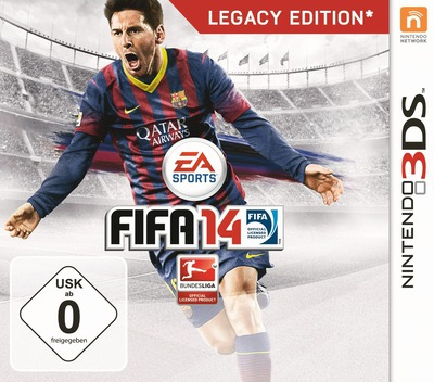 FIFA 14 - Legacy Edition 3DS coverM (AFYD)