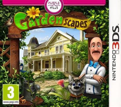 Gardenscapes 3DS coverM (AG8P)