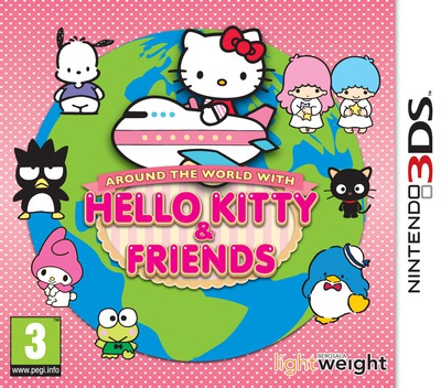Around the World with Hello Kitty & Friends 3DS coverM (AHKP)