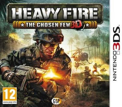 Heavy Fire - The Chosen Few 3D 3DS coverM (AHVP)