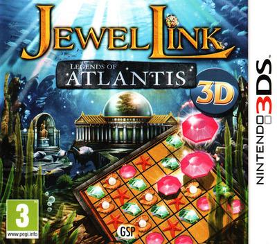Jewel Link - Legends of Atlantis 3DS coverM (AJ5P)