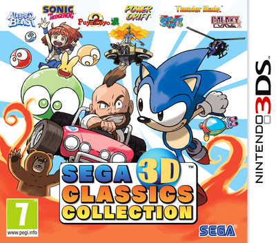 SEGA 3D Classics Collection 3DS coverM (AK3P)