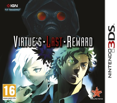Zero Escape - Virtue's Last Reward 3DS coverM (AKGP)