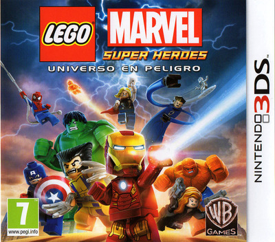 LEGO Marvel Super Heroes - Universe in Peril 3DS coverM (AL5S)