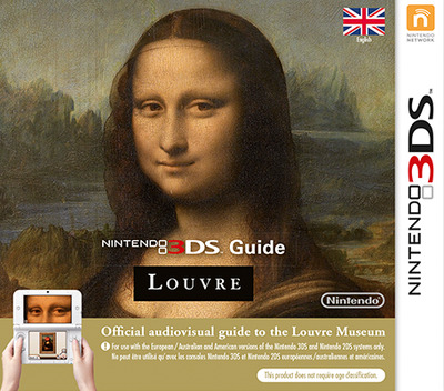 Nintendo 3DS Guide - Louvre 3DS coverM (AL8P)