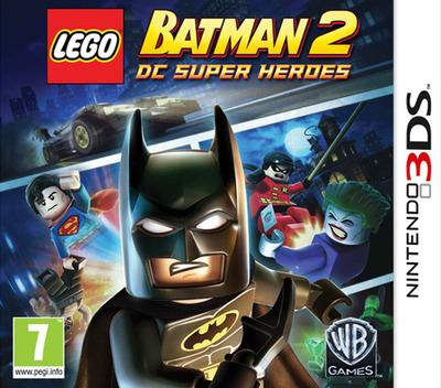 LEGO Batman 2 - DC Super Heroes 3DS coverM (ALBF)