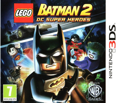 LEGO Batman 2 - DC Super Heroes 3DS coverM (ALBP)