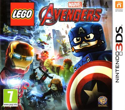 LEGO Marvel's Avengers 3DS coverM (ALEV)