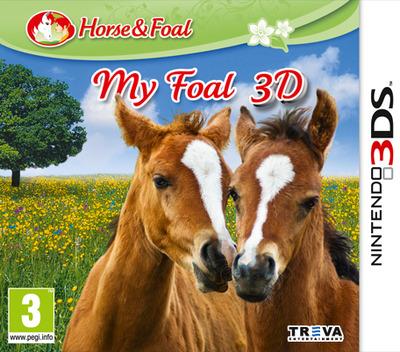 My Foal 3D Array coverM (AM3Z)