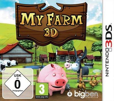 My Farm 3D 3DS coverM (ANJP)
