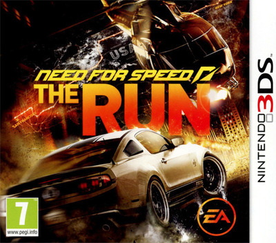 Need for Speed - The Run Array coverM (ANSP)
