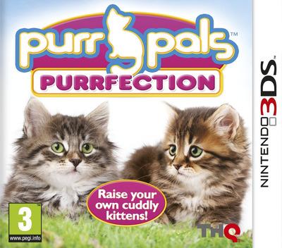 Purr Pals - Purrfection 3DS coverM (AP6P)