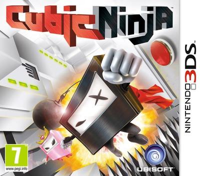 Cubic Ninja 3DS coverM (AQNP)