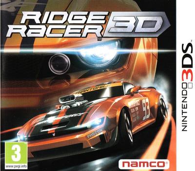 Ridge Racer 3D 3DS coverM (ARRP)